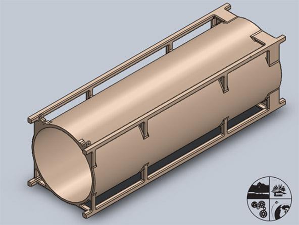 Tetonsys' TuPOD design. Image via Tetonsys.