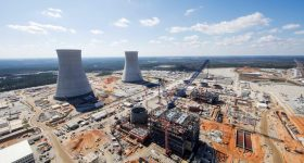 A Westinghouse nuclear plant. Photo via Georgia Power.