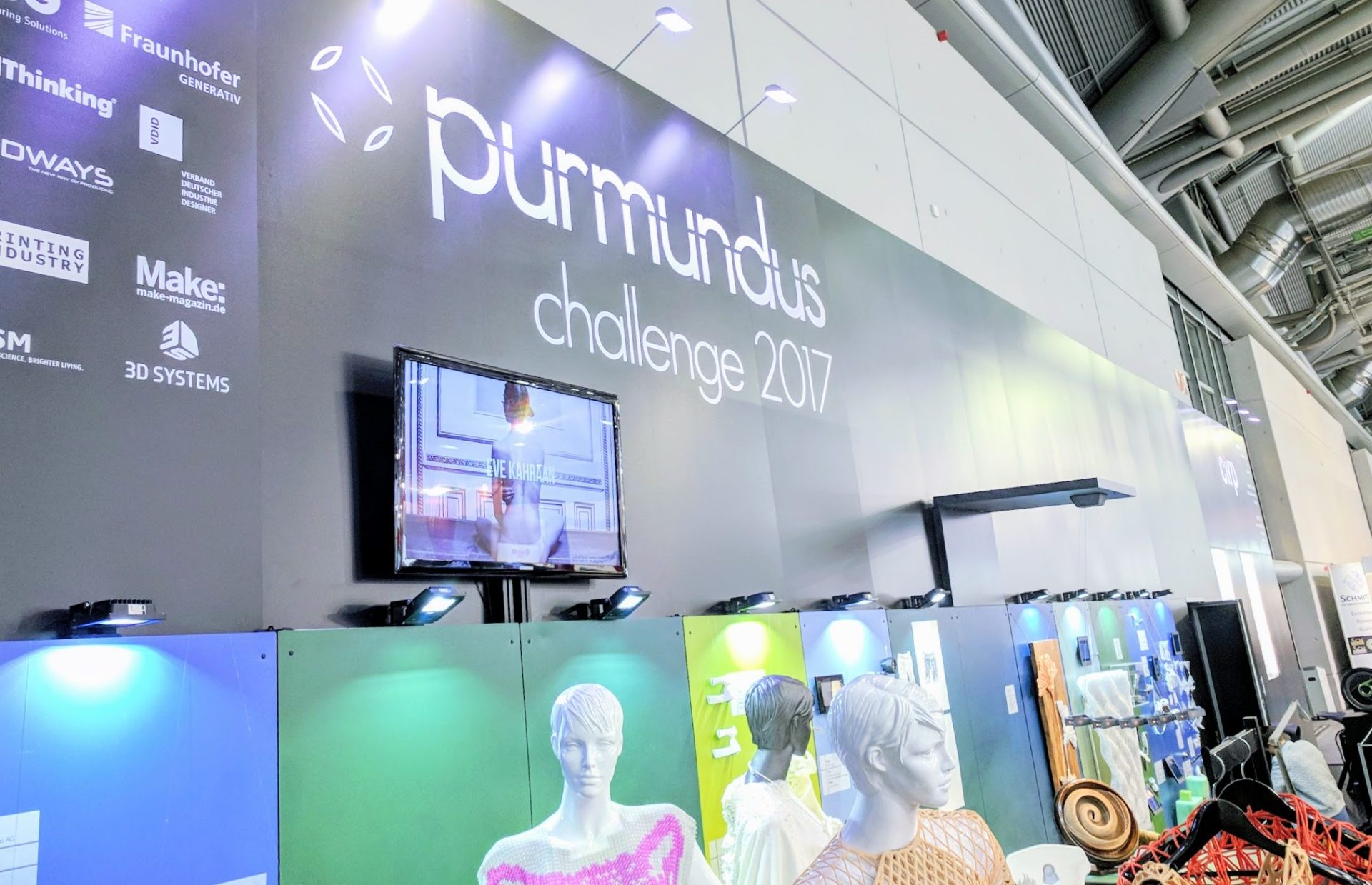 3D Printing Industry was one of several sponsors for the Purmundus Challenge 2017.