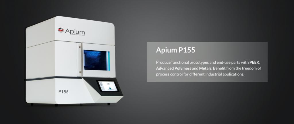 Apium P155 3D printer. Image via Apium.