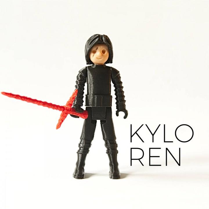 Kylo Ren.