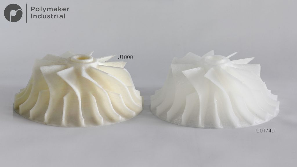 Polymaker launches two new TPU-based 3D printing materials