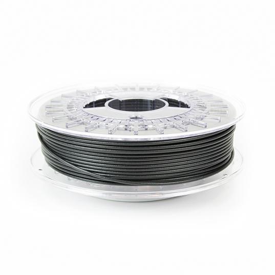 A PA-CF 3D filament spool. Image via colorFabb.