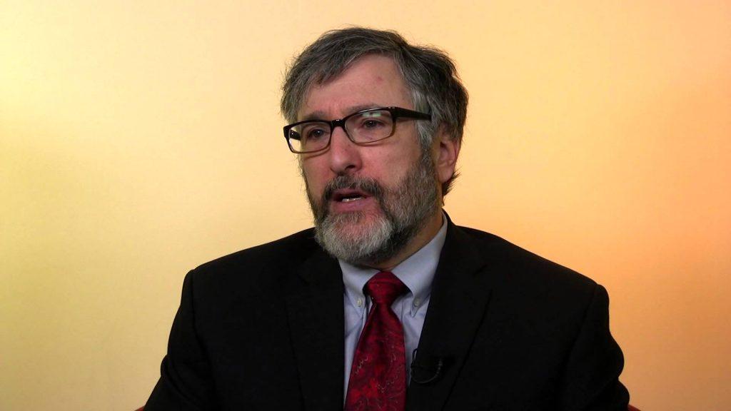 Reid Lifset, journal editor. Photo via Yale University.