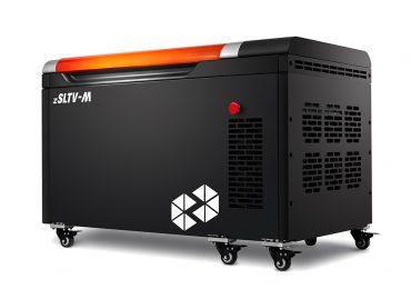 The SLTV-M 3D printer. Image via UNIZ.