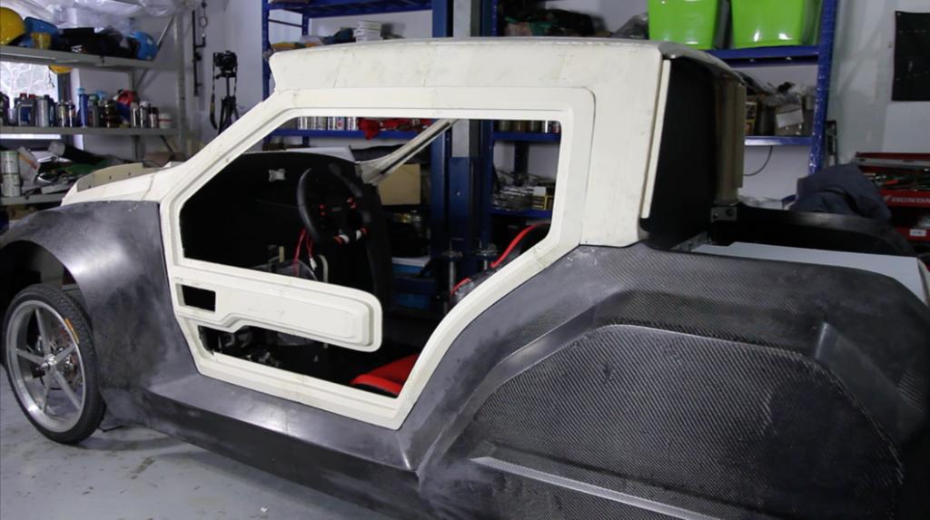 The CoPA Zeal Eco-Car. Photo via Polymaker.