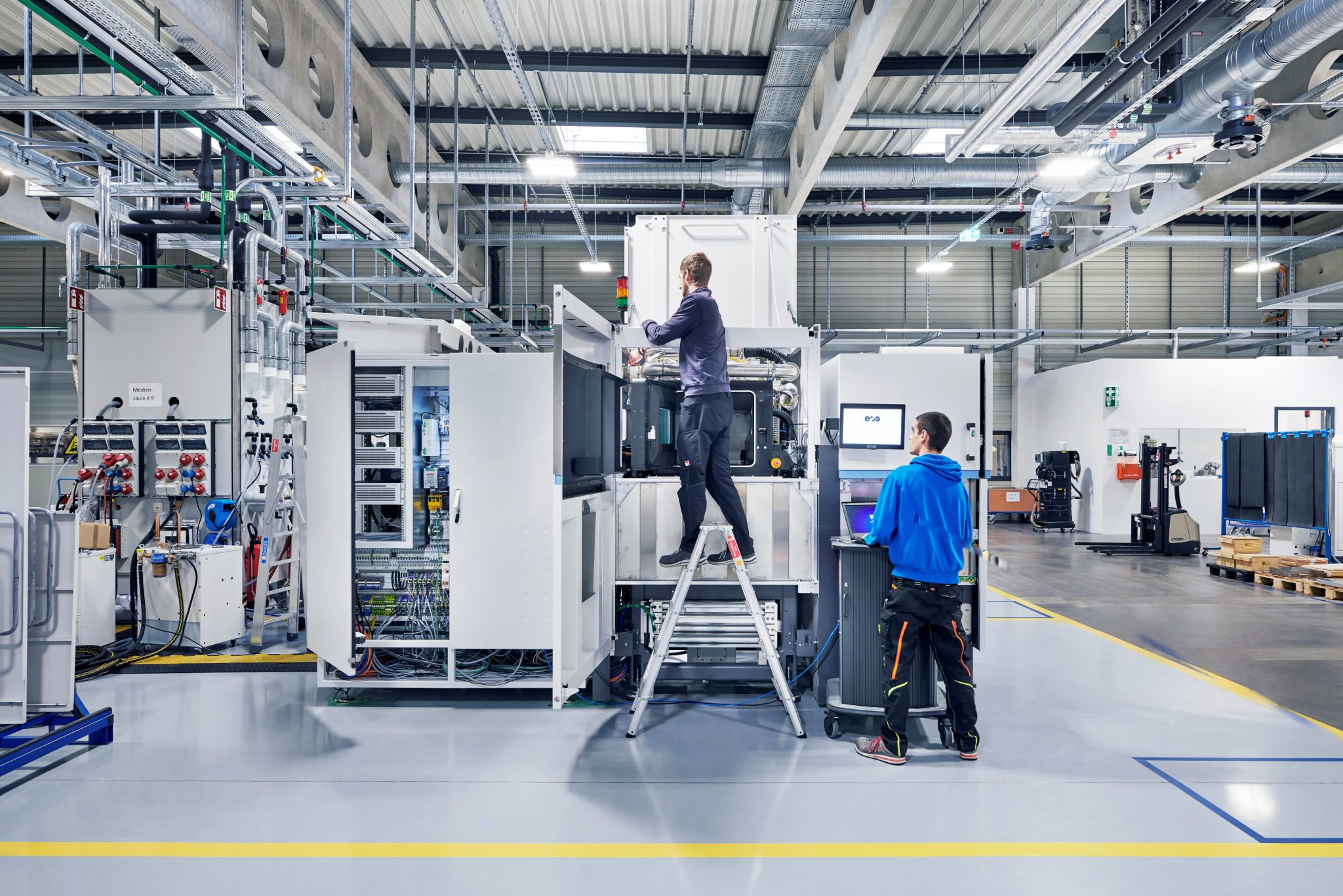 Eos Meets Surge In Demand For 3d Printers With New 9000 Square Meter