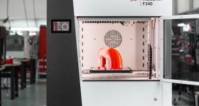 Inside the INDUSTRY F340 3D printer. Image via 3DGENCE