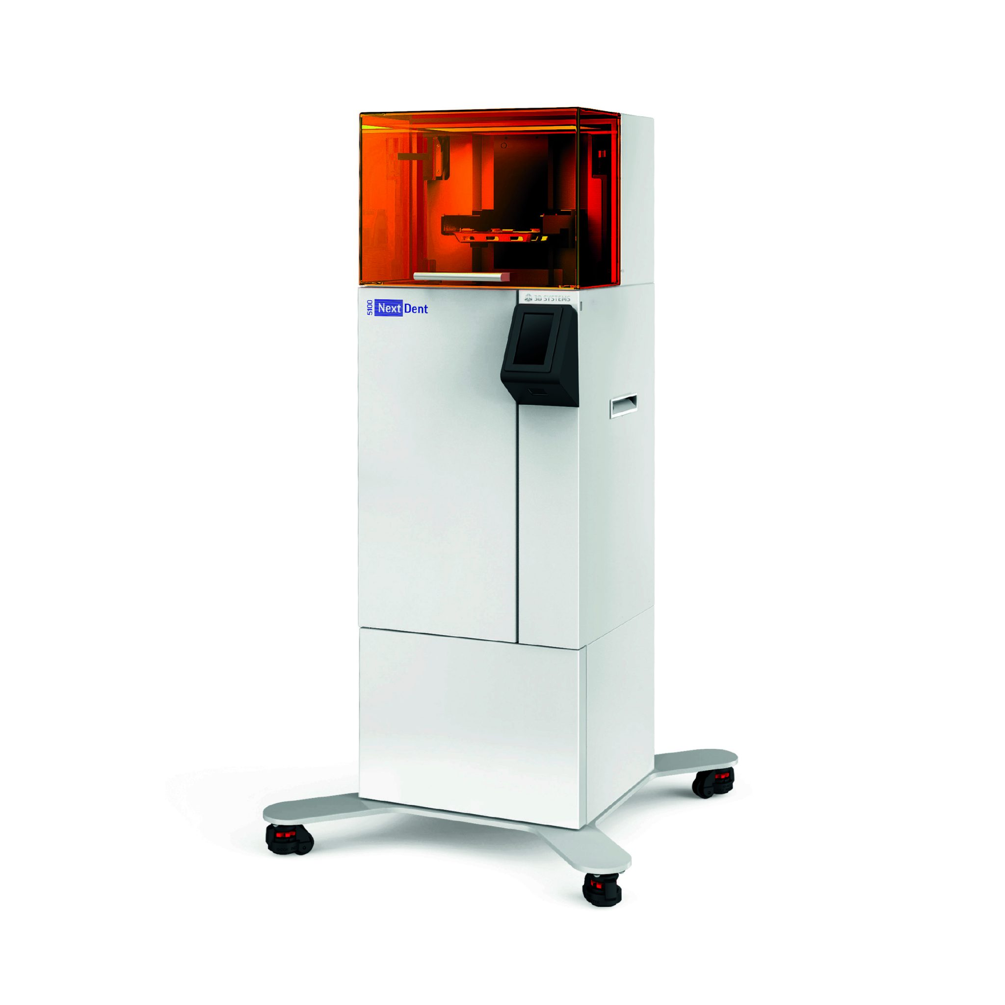 The 3D Systems NextDent 5100 dental 3D printer. Photo via 3D Systems.
