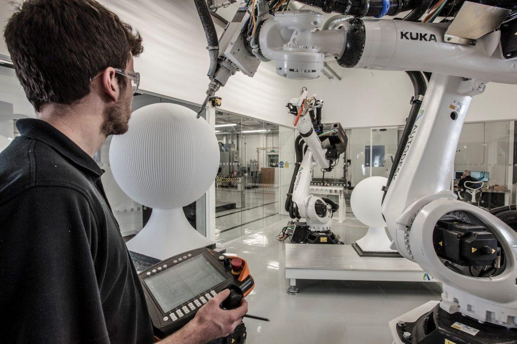 Autodesk opens multi million pound UK advanced manufacturing