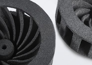 3D printed carbon CARBOPRINT from ExOne and SGL Group.