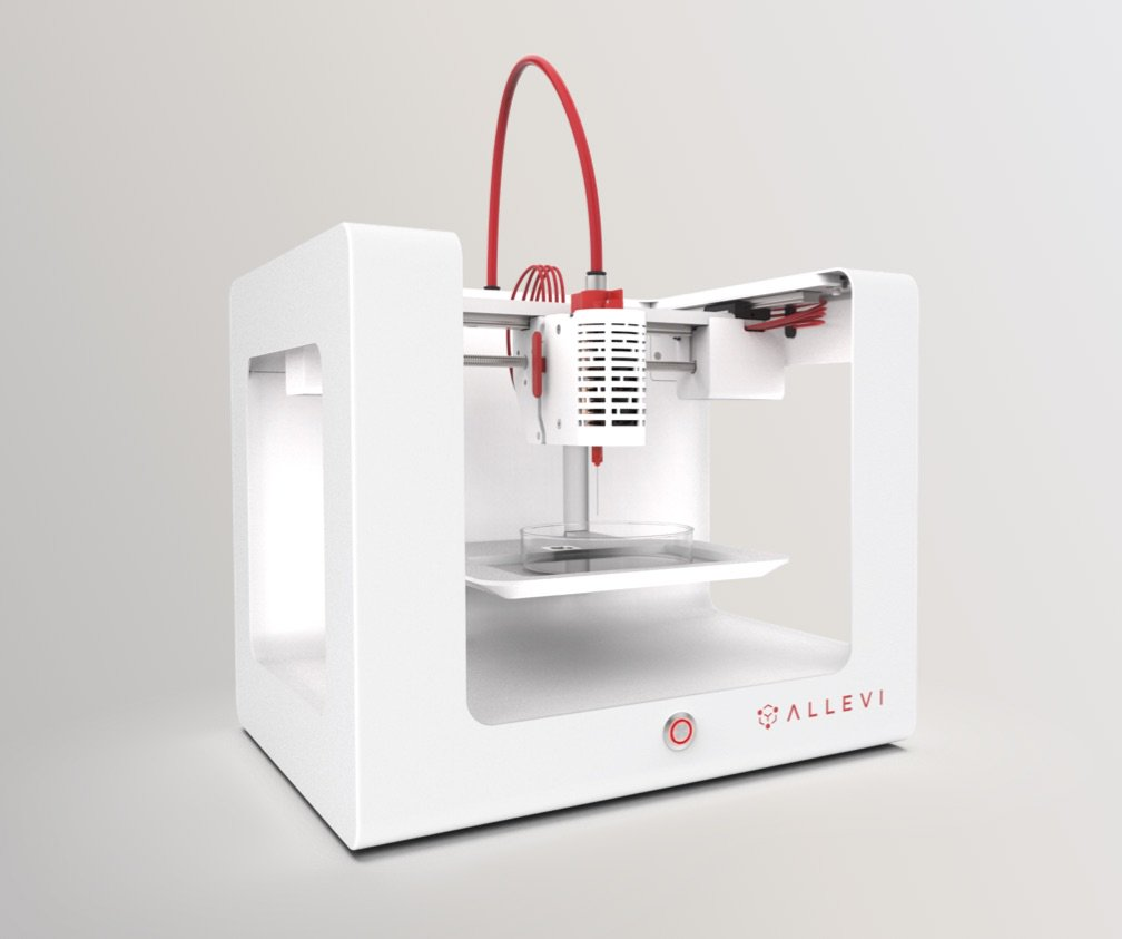 Allevi 1 Collagen 3D Bioprinter Technical Specifications
