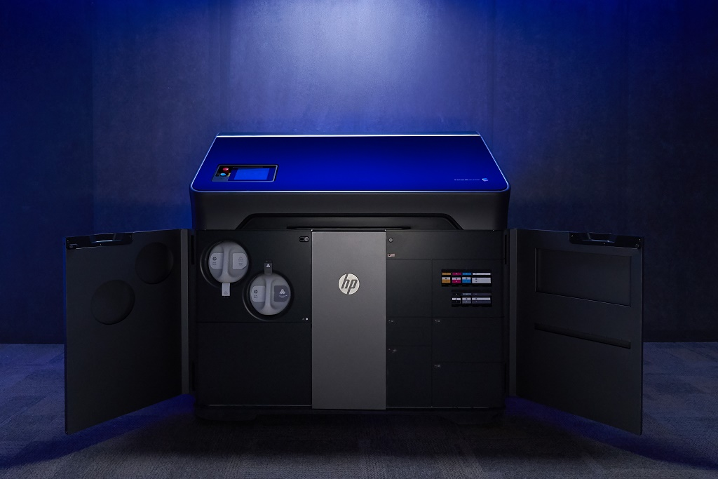 HP Full Color Jet Fusion 300 500 3D Printers Price And