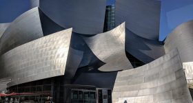 LA Walt Disney Concert Hall. Photo by Michael Petch.