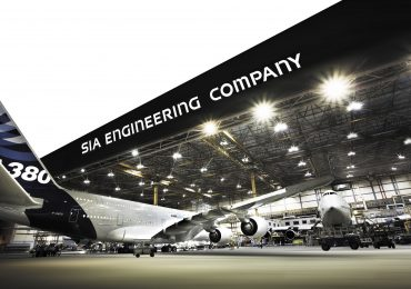 SIAEC's current Singapore facility. Photo via Singapore Business Times.