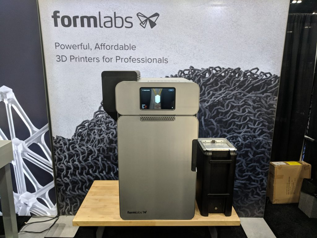 The Formlabs Fuse. Photo by Michael Petch.