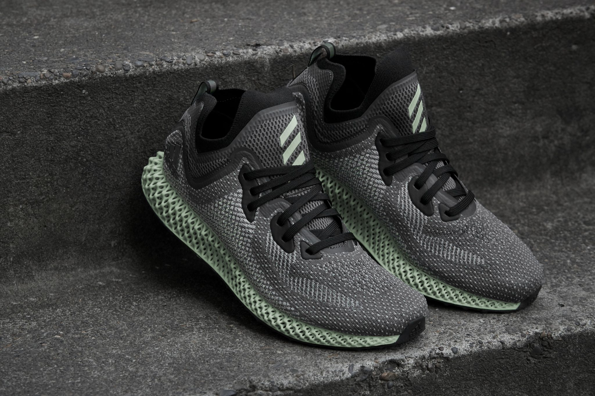 dbacc4d255e710 AlphaEDGE 4D LTD 3D printed shoes now available from adidas - 3D Printing  Industry