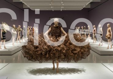Iris van Herpen: Transforming Fashion exhibition at the Carnegie Museum of Art. Photo via Brian Conley.