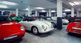 Porsche Classics range. Photo via Porsche.