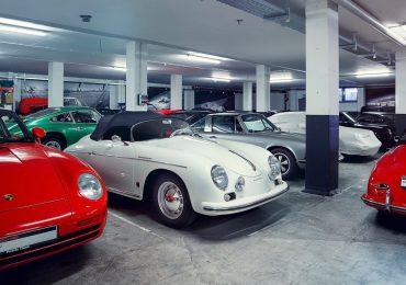 Porsche Classics range. Photo via Porsche.