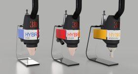 3D-Hybrid's CNC installable printheads. Image via 3D-Hybrid