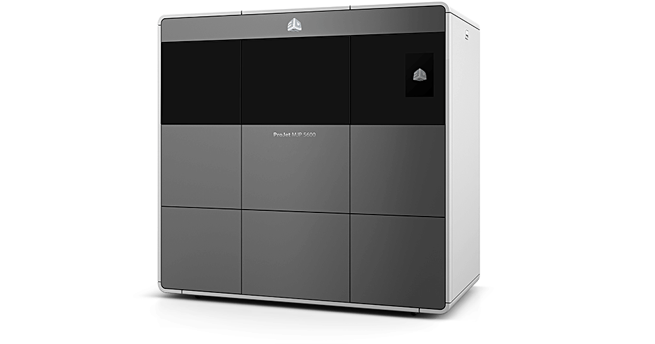 3D Systems' ProJet MJP 5600 MultiJet 3D Printer. Image via 3D Systems.