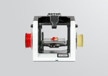 The 3DGence DOUBLE 3D printer. Image via 3DGence