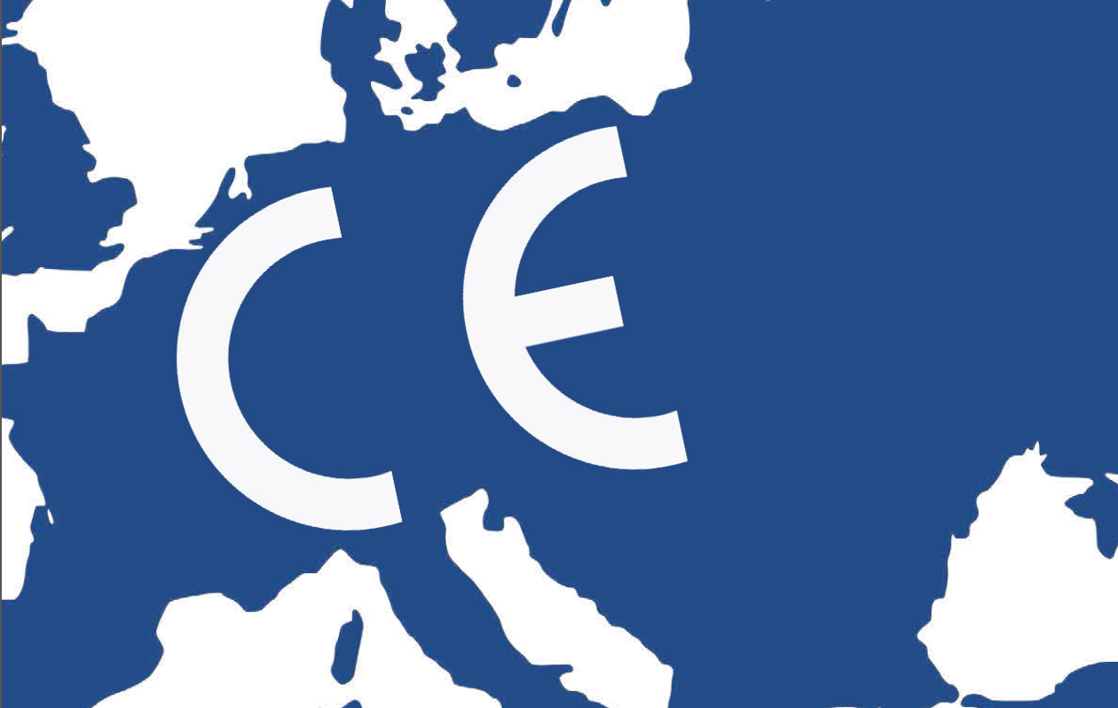 CE certification in Europe graphic. Image via CECIMO