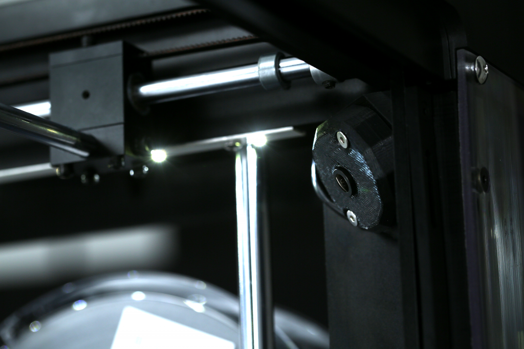 Camera on the Raise3D Pro2 3D printer series. Photo via Raise 3D.