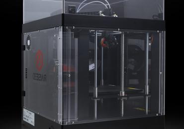 The Raise3D Pro2 3D printer. Photo via Raise3D.