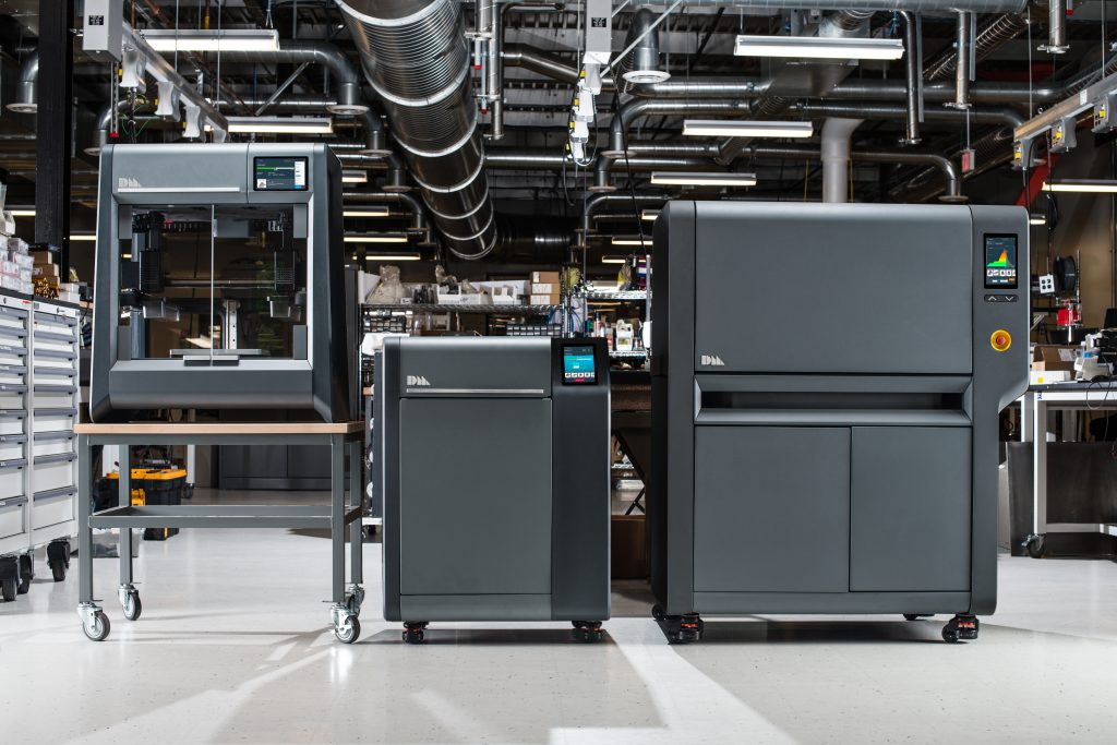 Desktop Metal's Studio System includes metal 3D printer, debinding station and furnace. Image via Desktop Metals.