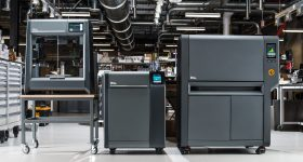 Desktop Desktop Metal's Studio System includes metal 3D printer, debinding station and furnace. Image via Desktop Metal.Metal's Studio System includes metal 3D printer, debinding station and furnace. Image via Desktop Metals.