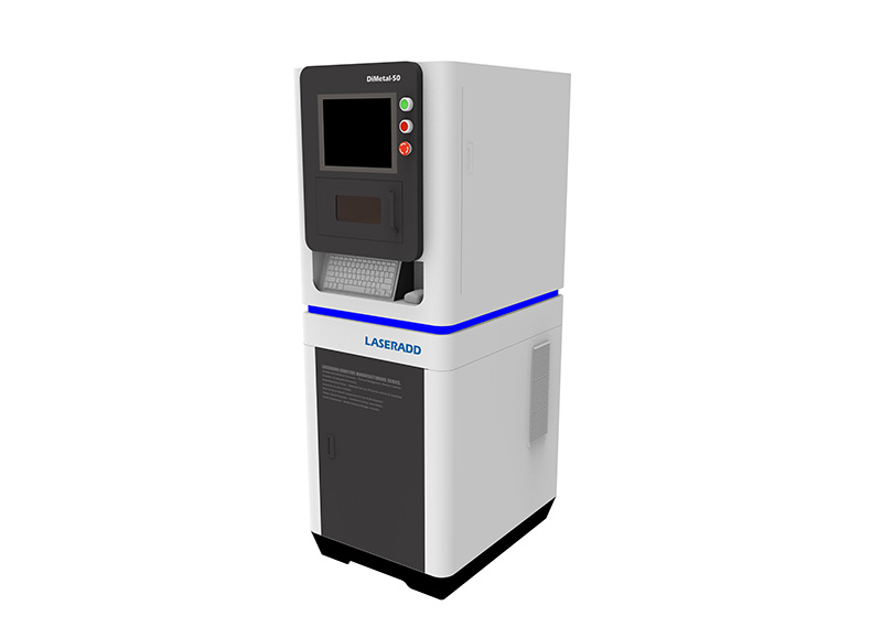 Laseradd DiMetal-50 SLS 3D printer. Photo via Laseradd.