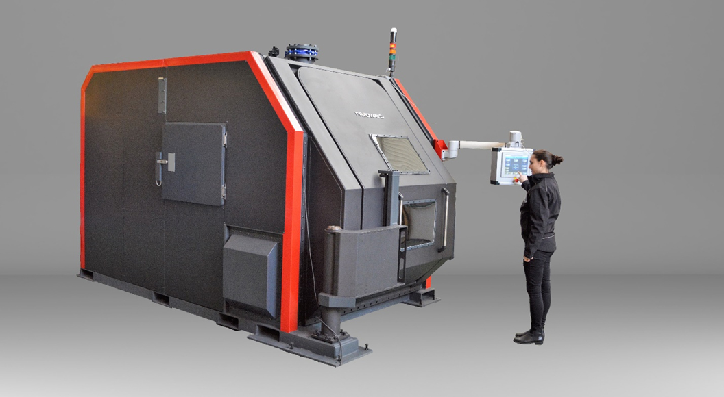 Prodways Shipping First Rapid Additive Forging 3d Printer