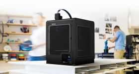 The M200 Plus 3D printer. Photo via Zortrax