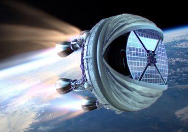 Zero 2 Infinity's Bloostar. Image via Zero 2 Infinity.