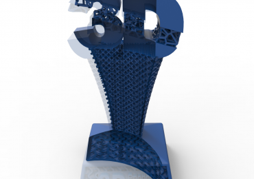nTopology's trophy. Image via nTopology.