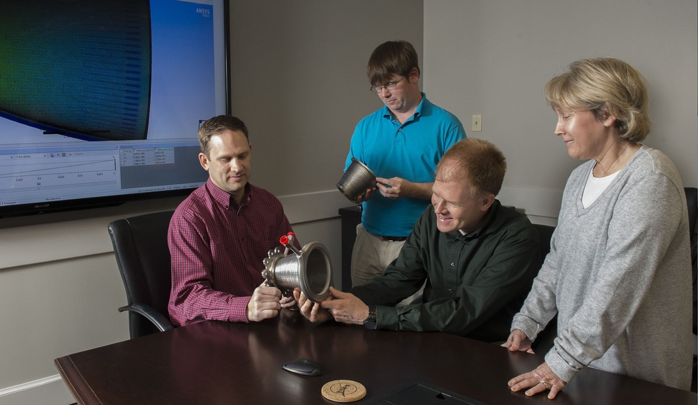 NASA Engineers use 3-D Printing to fabricate Rocket Engine Nozzle