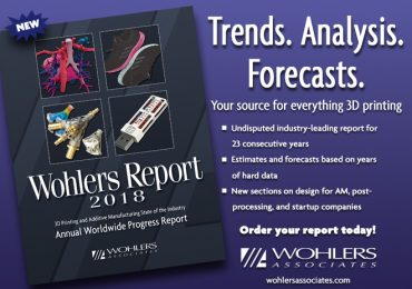 Wohlers Report 2018.