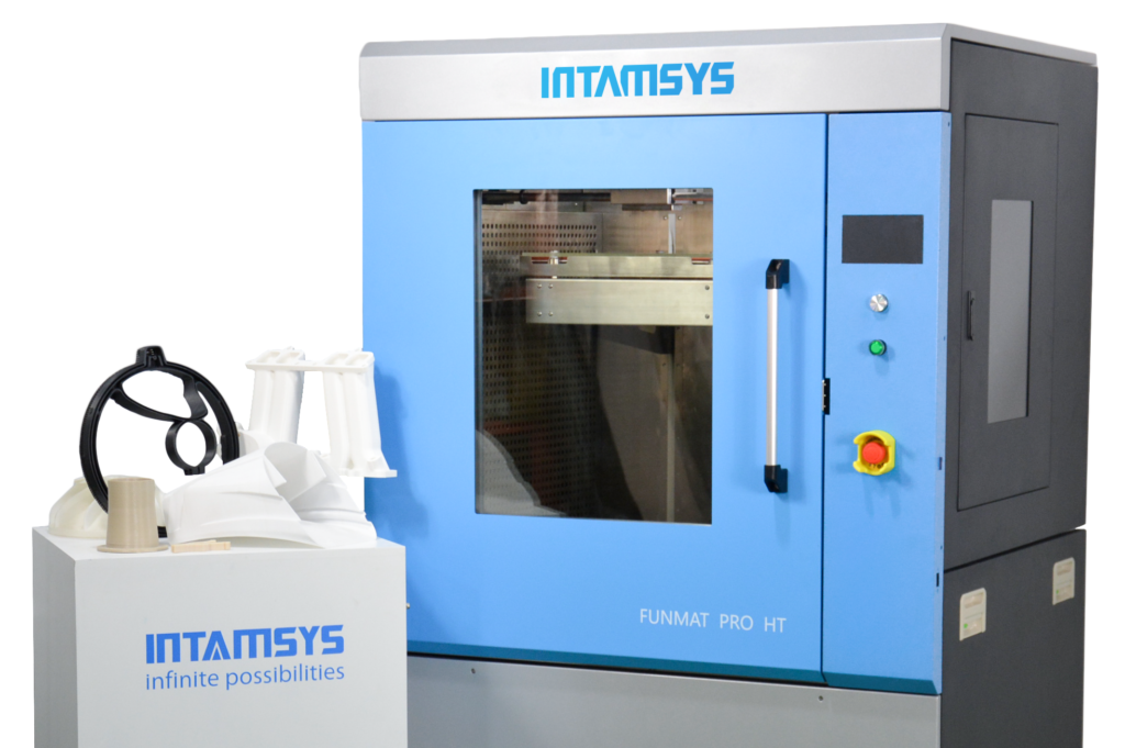 3D printing PEEK and high grade thermoplastics with INTAMSYS.