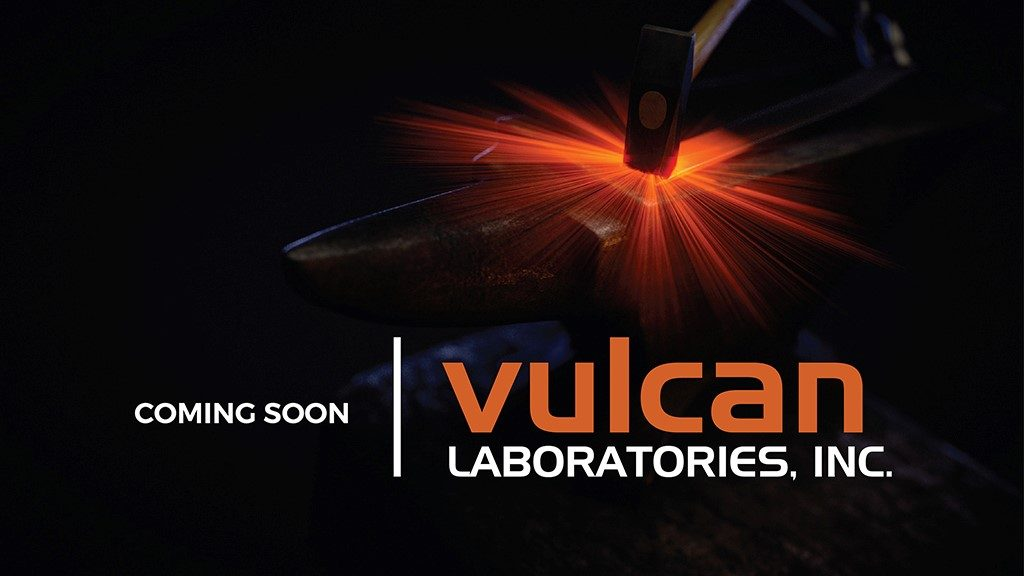 Vulcan Labs website placeholder. Image via Vulcan Labs