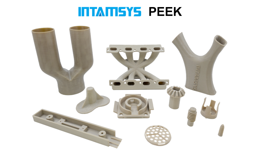 INTAMSYS on demand manufacturing offers functional 3D prints. Photo via INTAMSYS