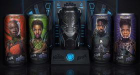 Protolabs and PepsiCo's Black Panther collector's kit. Image via Protolabs