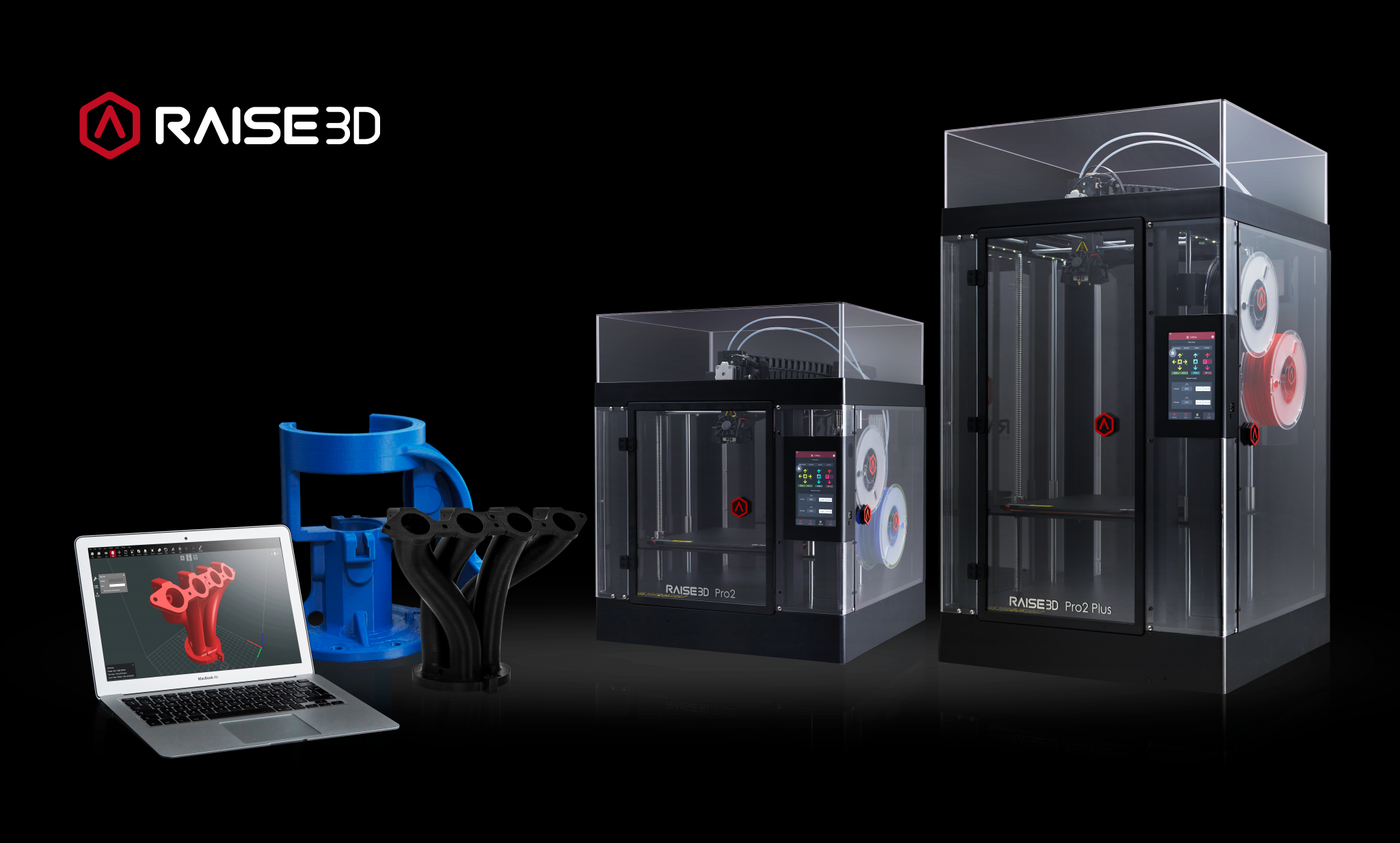 The Raise3D Pro2 3D printer and the rise of Flexible Manufacturing