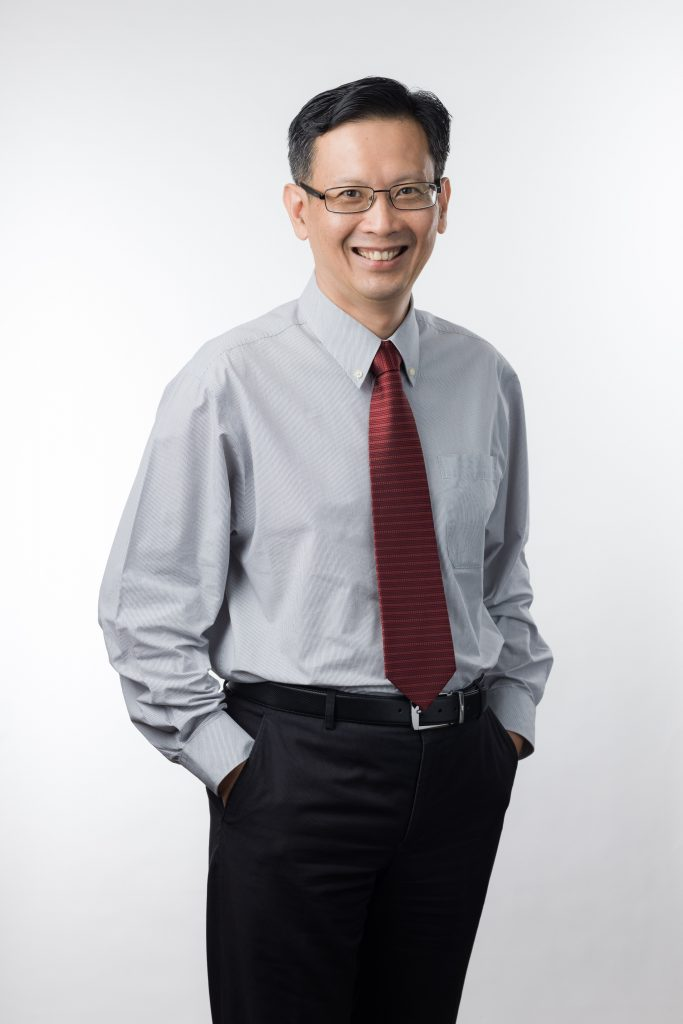 Simon Kuik from Sembcorp Marine. Photo: RENDY ARYANTO/Visual Verve Studios.