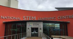The National STEM Learning Centre in York, UK. Photo via The National STEM Learning Centre.