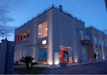 The new roboze Headquarters. Photo via Roboze