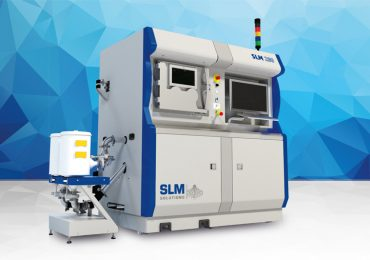The SLM Solutions SLM 280 2.0. Image via SLM Solutions Group AG.