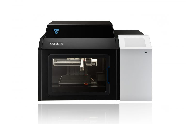 The X5 3D printer from Tiertime. Image via Tiertime