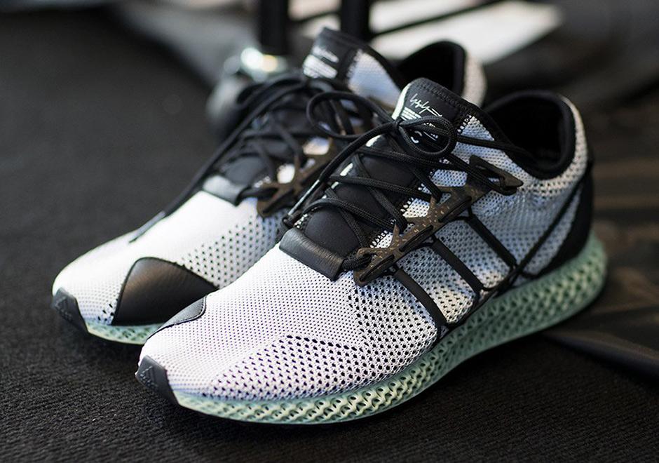 wholesale dealer 2bb1d ec597 2018 adidas Carbon by Y-3. Image via adidas